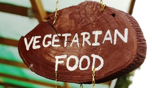 vegetarian-food-sign